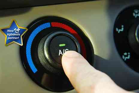 Autokool - Car air conditioning re gas - Save 58%