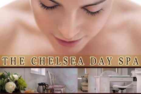 The Chelsea Day Spa - Pamper Package Including Massage and Chelsea Girl Mini Facial - Save 64%