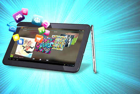 Simply Things - Nine inch Android touchscreen tablet PC with camera and 8GB storage - Save 34%