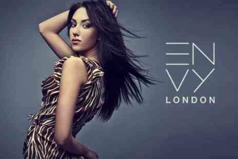 ENVY London - Photoshoot Including MAC Makeover For One With Digitally Retouched Prints - Save 92%