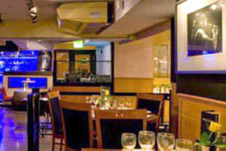 Dover Street - Five Course Meal with Live Jazz and Bellini - Save 53%