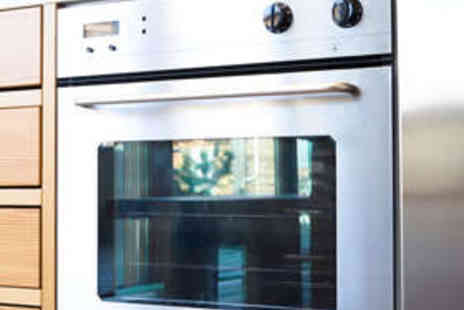 Ovenclean - Single Oven and Hob Clean - Save 68%