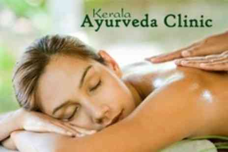Kerala Ayurveda Clinic - Full Ayurvedic Body Massage With Herbal Steam Bath - Save 60%