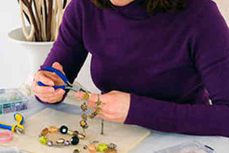 The Bead Shop - Jewellery Making Workshop - Save 56%