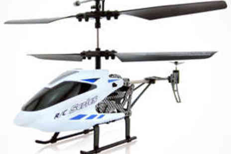 Extreme Fliers - Sub Zero Remote Control Helicopter - Save 57%