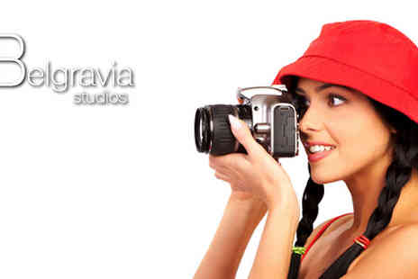 Belgrave Studios - Digital SLR Photography Masterclass for Beginners - Save 65%