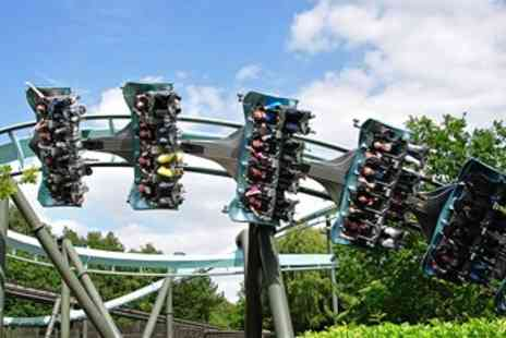 Alton Towers Resort - Alton Towers Stay for 2 with Theme Park Entry - Save 43%
