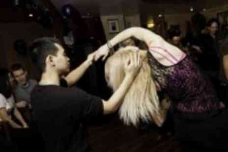 Rio Zouk Fusion - Two hour Brazilian Zouk class plus social dancing - Save 38%