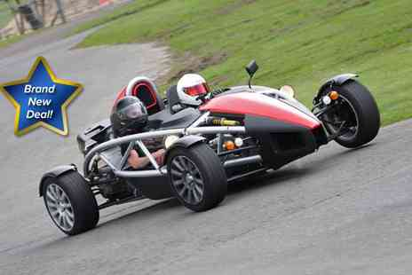 Ultimate Drive Days - Six laps driving in an Ariel Atom - Save 51%