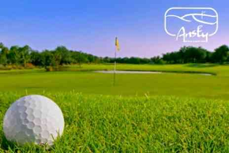 Ansty Golf Centre - Six Month Full Pay and Play Membership - Save 69%