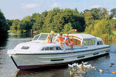 Le Boat - Seven Night Norfolk Broads Boating Break for Up to Eight People - Save 43%