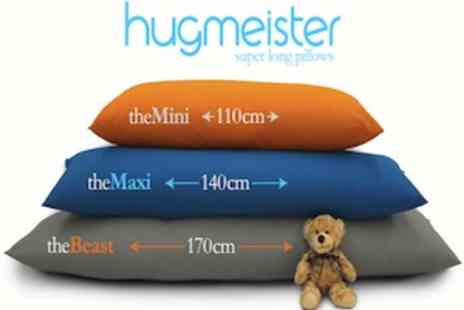 Hugmeister - Hugmeister Pillows  The Most Comfortable Huggable Pillows In The World For Sleep and Play - Save 53%