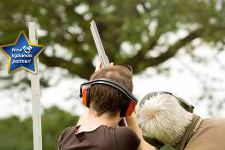 Manchester Clay Shooting Club - Clay shooting experience for one, plus a years membership - Save 68%