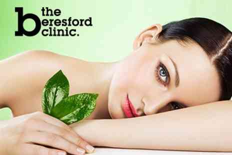 The Beresford Clinic - Microdermabrasion Three Sessions - Save 65%