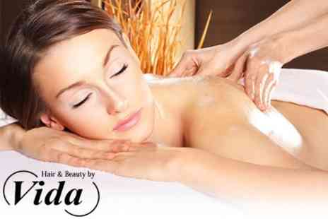 Hair and Beauty by Vida - One Hour Thai Full Body Massage For One - Save 56%