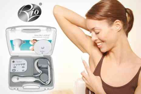 Rio - Salon Technology Laser Hair Removal System - Save 50%