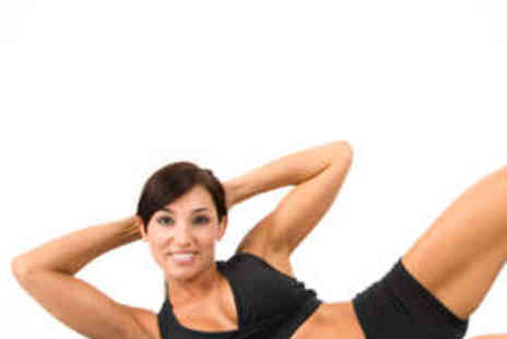 Get Fit personal training - Four One-to-One Pilates Classes - Save 76%