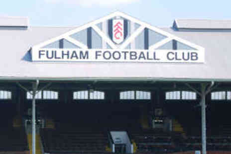Fulham FC - Fulham All Stars Charity Match - Save 11%