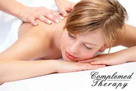 Complemed Therapy - One Hour Sports or Deep Tissue Massage or Injury Rehabilitation Session - Save 60%