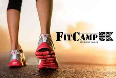 Fit Camp UK - Ten Boot Camp Sessions - Save 81%