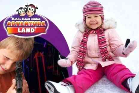 Mini Moos Farm - Entry and Animal Show For Up to Two People - Save 62%