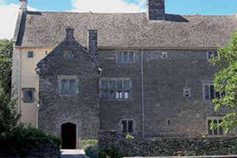 Llancaiach Fawr Manor - Family Ticket for Tour of Manor House - Save 55%