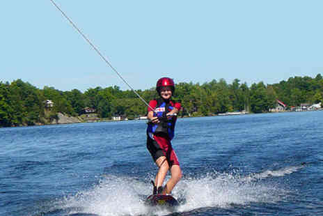 Learn 2 Go - Water Sports Experience - Save 50%