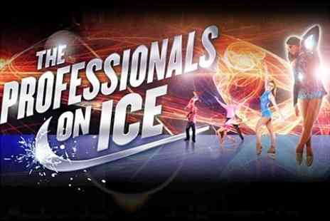 The Professionals on Ice - Adult Ticket - Save 50%