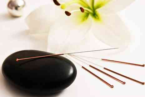 Behealth Chinese Medical Centre - Chinese wellness package, including a deep tissue or acupressure session, cupping and acupuncture - Save 79%