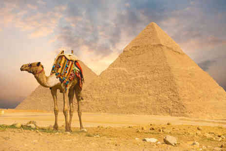 On The Go Tours - 6 Day Egypt tour including 4 & 5star accommodation, pyramids & pharaohs - Save 50%
