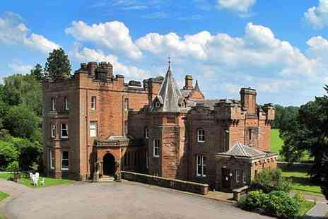 Friars Carse Hotel - Three night break for two including breakfast - Save 50%