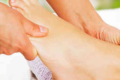 Stress Solutions - Hour Long Remedial or Reflexology Massage - Save 62%