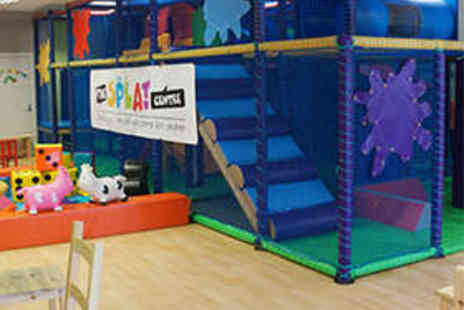 The Splat Centre - Four Passes to Indoor Soft Play Centre - Save 51%