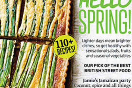 Jamie Magazine - Subscription to Jamie Olivers Food Magazine - Save 50%