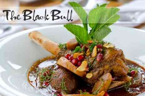 The Black Bull - Two Course Gastropub Meal With Prosecco - Save 50%