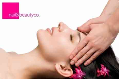 Nail & Beauty Co - Kaeso Facial and Indian Head Massage - Save 28%