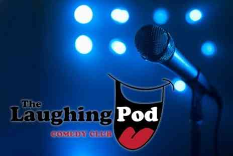 The Laughing Pod Comedy Club - Tickets For Two - Save 42%