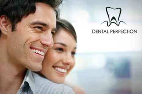Dental Perfection - Invisalign Clear Braces For Top and Bottom Arches - Save 66%