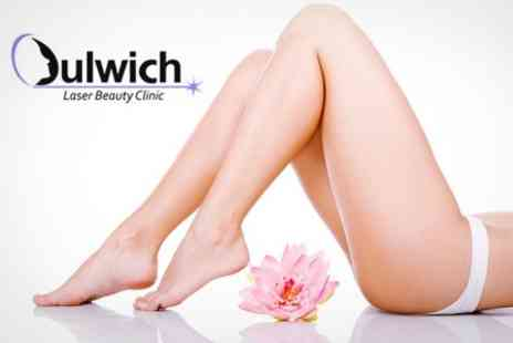 Dulwich Laser Beauty Clinic - Four Laser Thread Vein Treatments - Save 79%