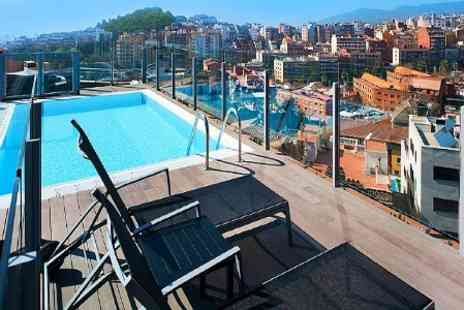 Top Tourisme - In Barcelona Concert Tickets and Two Night Hotel Stay For Two With Breakfast - Save 16%