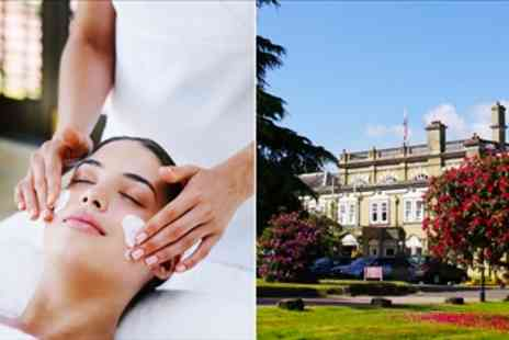 The Club - Massage Facial & Lunch- Save 56%