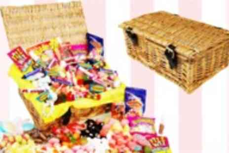 My Sweetie Jar - Deluxe ES Sweets Hamper - Save 58%