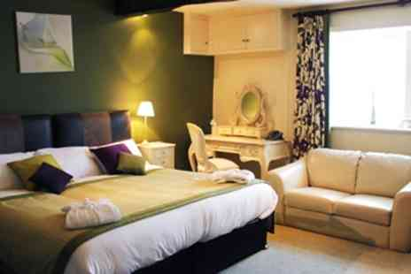 The Black Horse Inn - Yorkshire 'Bronte Country' Inn with Dinner - Save 43%