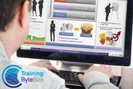 Training ByteSize - PRINCE2 Project Management Training Online Foundation or Practitioner Course - Save 58%