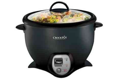 Crock-Pot - Crock Pot Rice Cooker - Save 25%