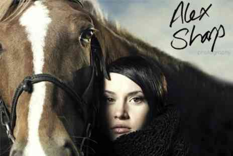 Alex Sharp Photography - Equestrian Photoshoot With Prints - Save 32%