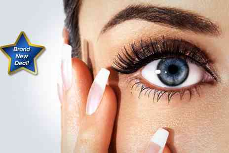 The Barn Hair & Beauty - Eyebrow and lash tint and shape, plus a file and polish for fingers and toes - Save 75%
