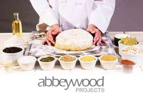 Abbeywood Cookery School - Artisan Bread and Cakes Cookery Course With Lunch  - Save 60%