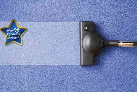 A Sterling Clean - Carpet cleaning voucher - Save 76%