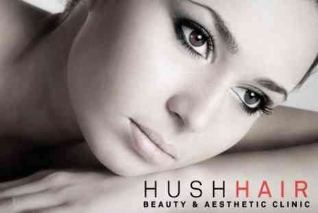 Hush Hair Beauty - Semi Permanent Make Up For Eyebrows or Top Eyeliner - Save 57%